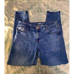 Old Navy rockstar jeans 🎤